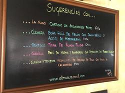 SUGERENCIAS CON...