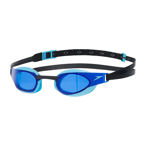 Speedo Fastskin Elite Goggle Black Blue