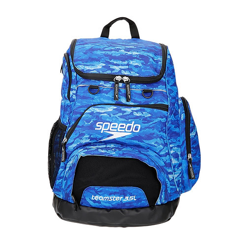Speedo Teamster T-Kit Swim Bag - Sharks