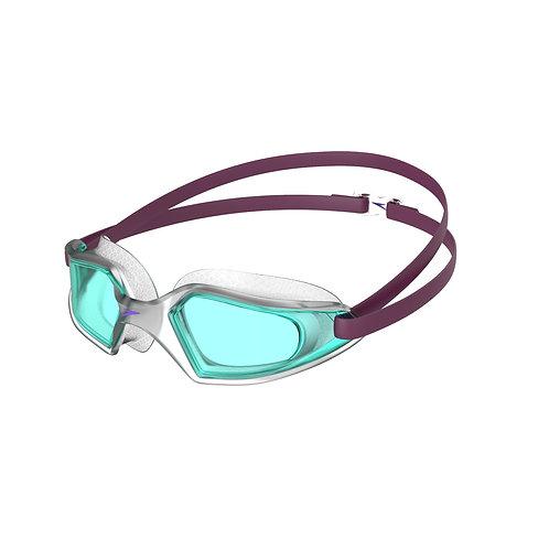 Speedo Hydropulse Junior Goggles Purple Blue
