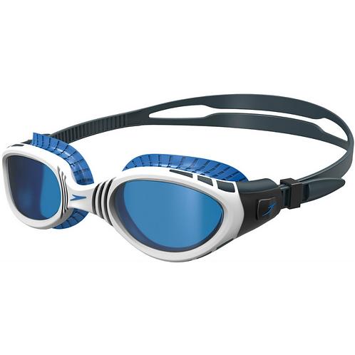 Speedo Futura Biofuse Flexiseal - Black/Blue/White