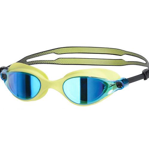 Speedo V-Class Vue Mirror Green Blue