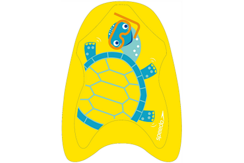 Turtle Kickboard Float