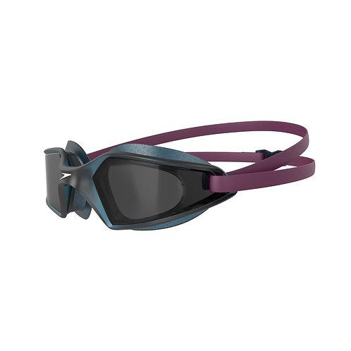 Speedo Hydropulse Goggle Purple Smoke