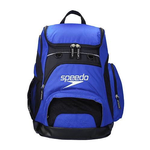 Teamster T-Kit Bag - Black and Blue