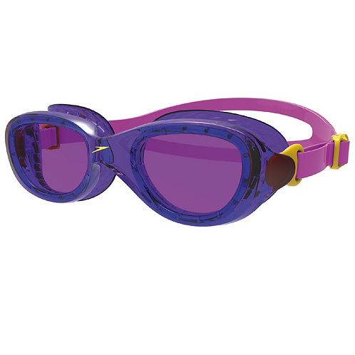 Speedo Futura Classic Junior Goggle - Purple