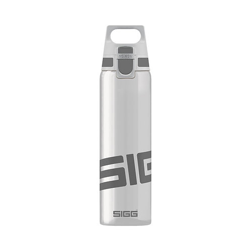SIGG Total Clear 0.75L Water Bottle Anthracite