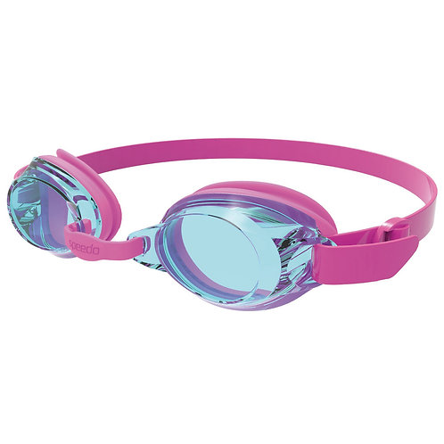 Speedo Jet Junior Goggle - Pink/Blue