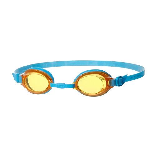 Speedo Jet Junior Goggle - Blue/Orange