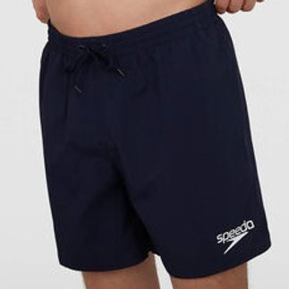 "Speedo Mens Essential 16"" Watershorts Navy"