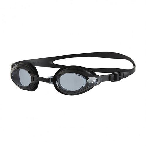 Speedo Mariner Supreme Goggle Black Smoke
