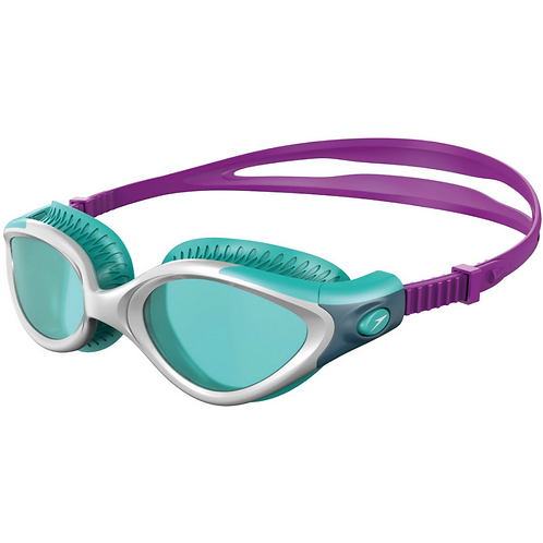 Speedo Futura Biofuse Flexiseal Female - Purple/Turquoise