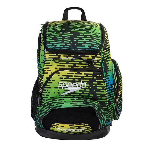 Speedo Teamster T-Kit Swim Bag - Yellow Green