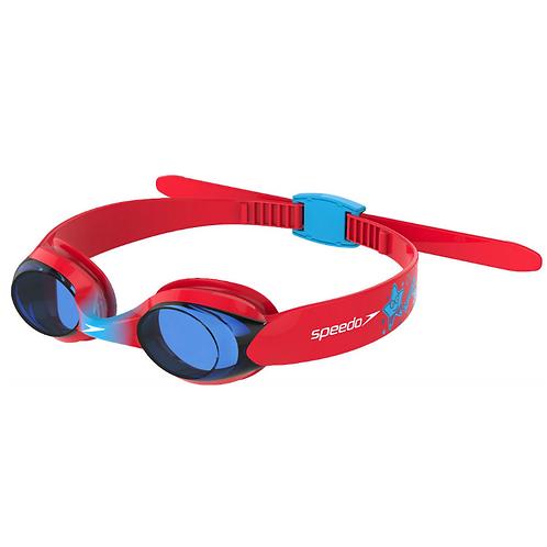 Speedo Illusion Goggle - Red