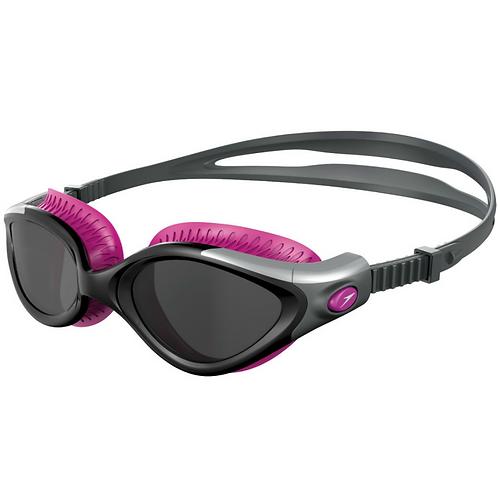 Speedo Futura Biofuse Flexiseal Female - Black/Pink