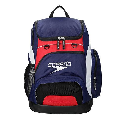 Speedo Teamster T-Kit Swim Bag - Navy White Red