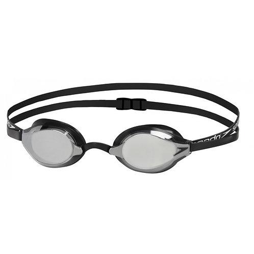 Speedo Fastskin Speedsocket 2 Mirror Goggle Black Silver