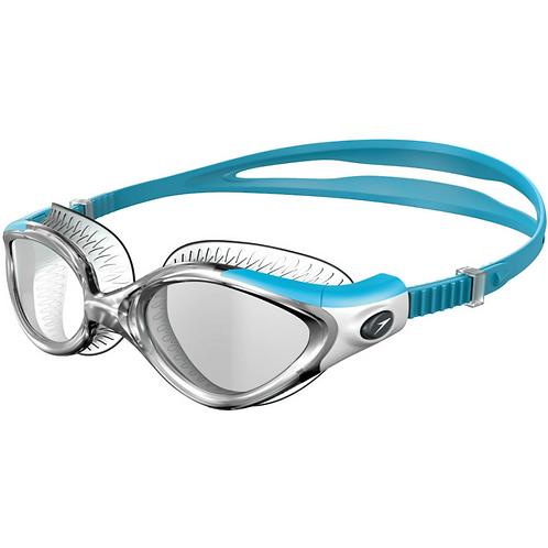 Speedo Futura Biofuse Flexiseal Female - Blue Clear