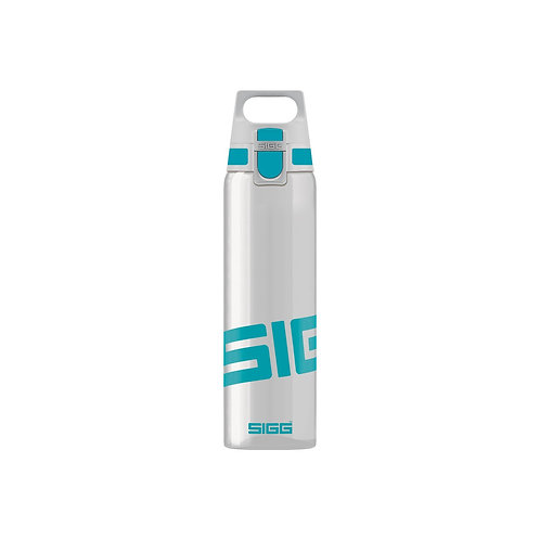 SIGG Total Clear 0.75L Water Bottle Aqua