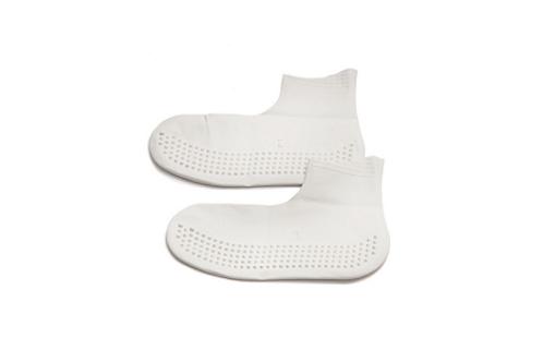 Latex Swim Socks