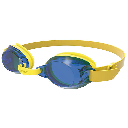 Speedo Jet Junior Goggle - Yellow/Blue