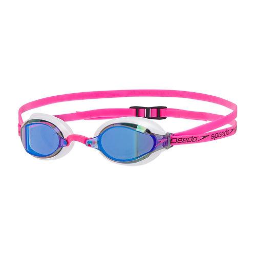 Speedo Fastskin Speedsocket 2 Mirror Goggle Pink Blue