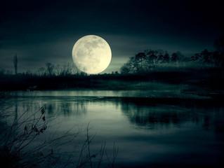 The Moon and Katie Barbato