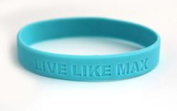Powder Blue Wristband