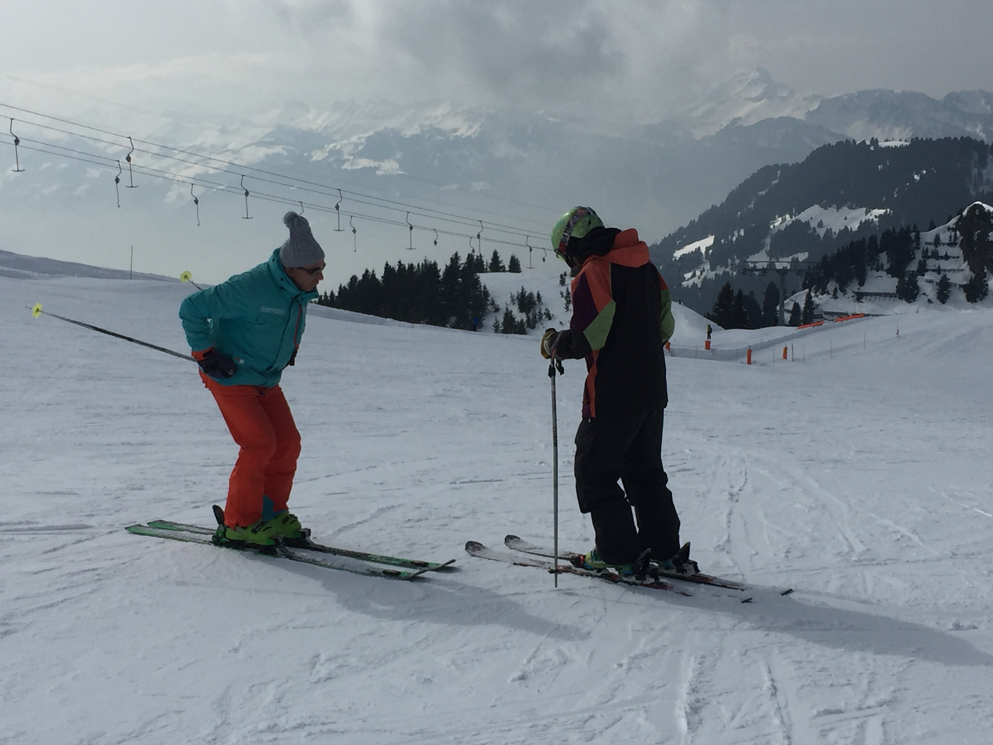 1.centre.s.o.s encadremnt du ski