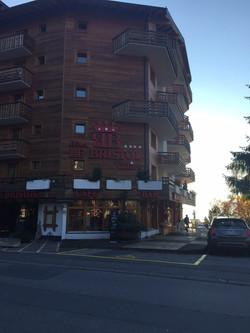 Hotel  bristol villars extrieur 5