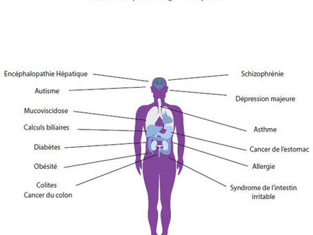 Microbiote intestinal et rhumatismes inflammatoires