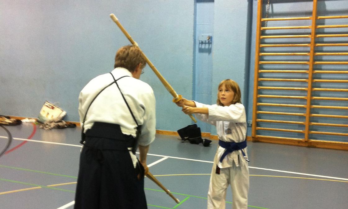 Kendo junior club Aikibudo