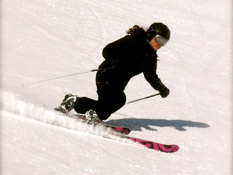 Le télémark est la plus vieille discipline de ski prend sa place dans le milieu du sport!