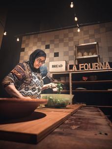 Sweet memories: La Fourna @ Foodmet, Abattoir