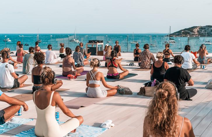 Ibiza public sessions @ Nobu Hotel rooftop