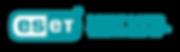 03 ESET logo - Compact - FLAT + TURQUOIS