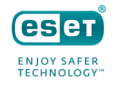 04 ESET logo - Stacked - GRADIENT + TURQ