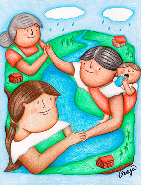Unidas por el Agua