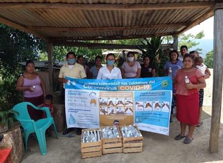 Situación actual en comunidades de Chiapas frente a COVID 19