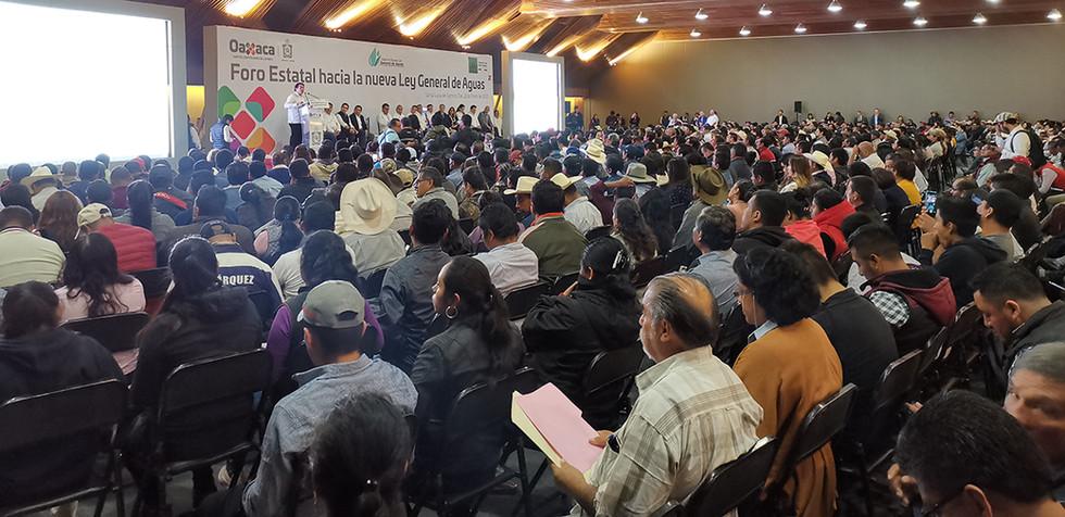 Foro Oaxaca
