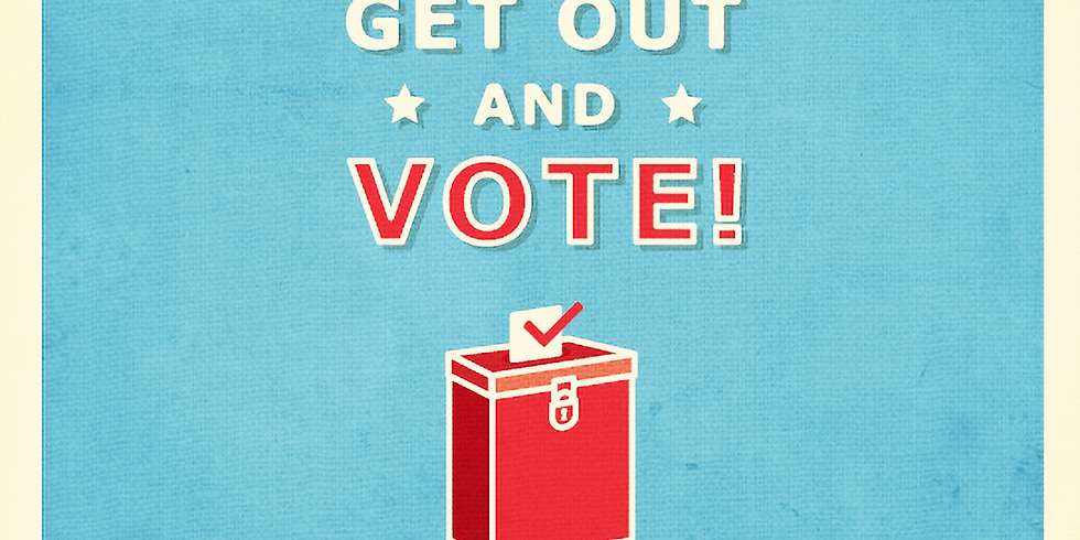 Get Out The Vote Post Card Parties 10/23