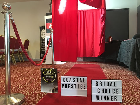Coastal Prestige Photobooths.