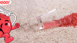 How to Remove Kool-Aid Stains from your Carpet.