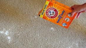 How to use Carpet Deodorizing Powder.