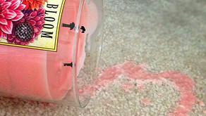 How Do I Remove Hardened Wax From My Carpets?