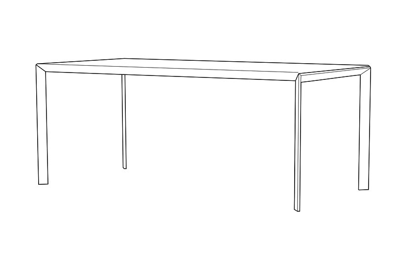 1701 SERIES TABLE