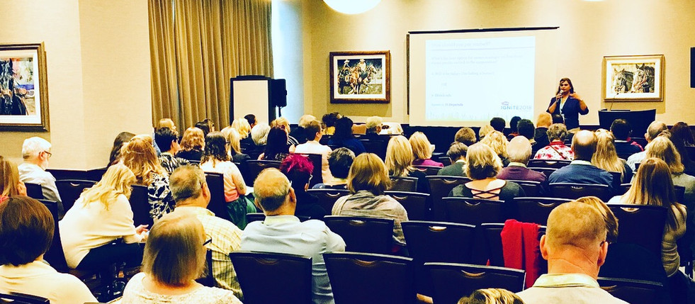 """Workshop at the IPBC Conference on """"What is Personal Service Business?"""""""