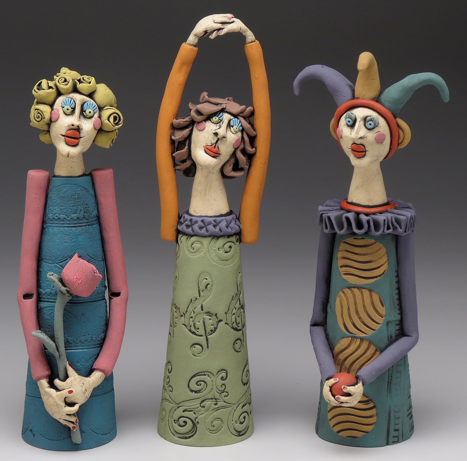 Kimberly Rorick, Ceramics