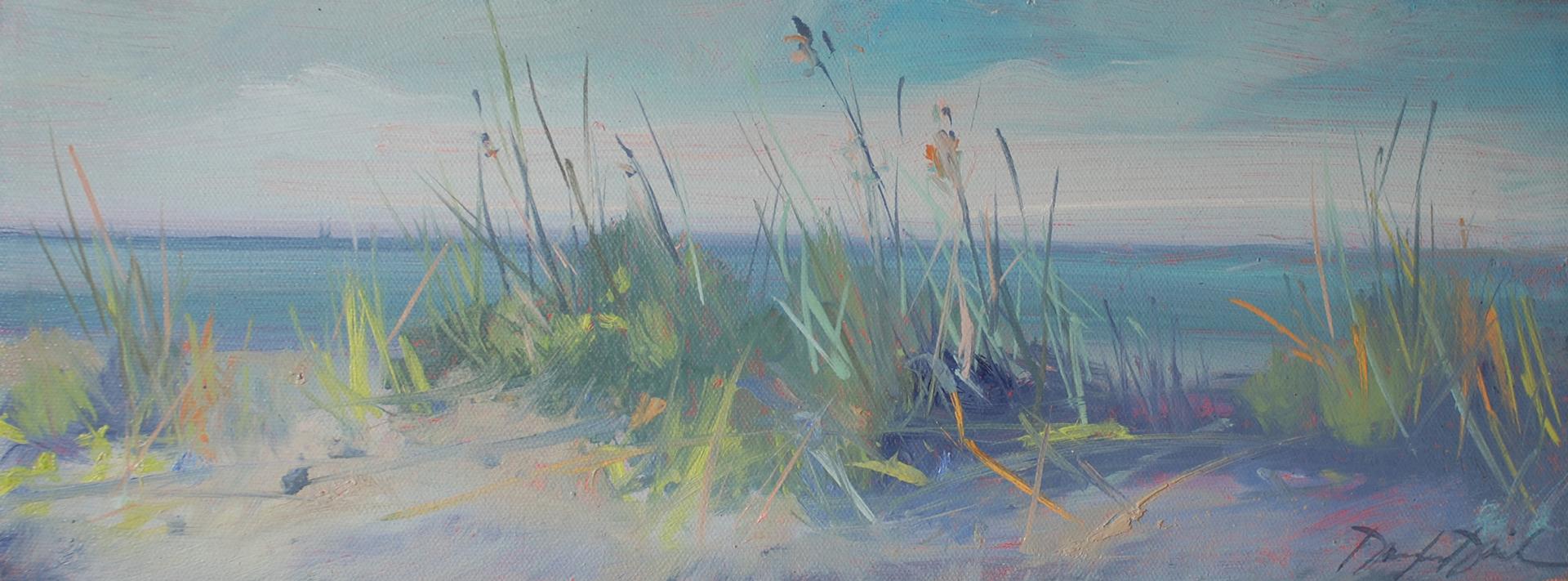 Douglas David, Painting