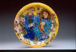 Russ & Sue Bolt, Ceramics & Painting